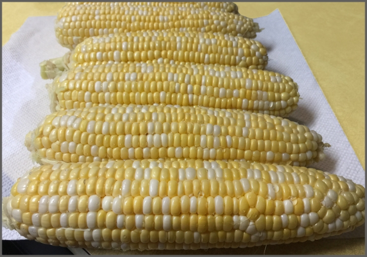 Fresh Ohio Corn